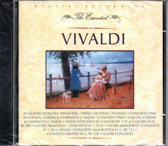 Cd Vivaldi - Música CD no Mercado Livre Brasil
