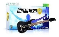 Guitar Hero Xbox - Xbox 360 en Mercado Libre Chile