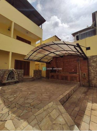 Imagem 1 de 30 de Casa Com 4 Dormitórios À Venda, 166 M² Por R$ 1.200.000 - Santa Maria - Juiz De Fora/mg - Ca0337