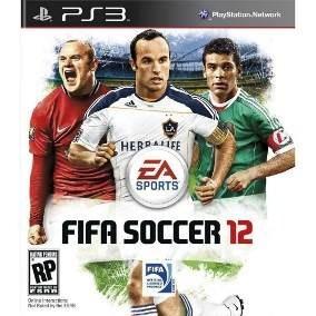 Jogo Fifa 2012 Para Ps3 Semi Novo