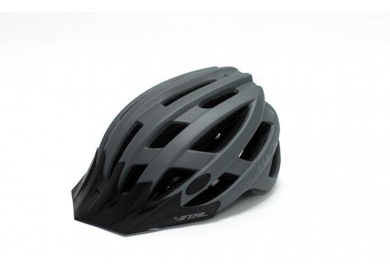Casco Para Bicicleta Vital Hawk Con Ventilacion