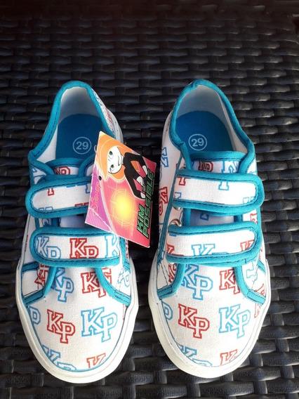 Zapatillas Importadas Disney Kim Possible