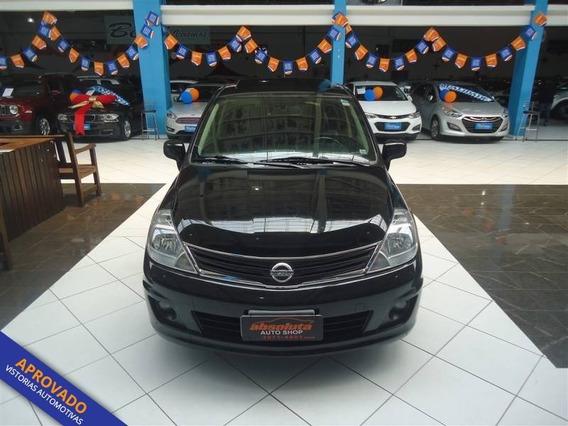 Nissan Tiida 1.8 Sl 4p Flex Automático