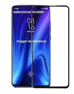 Mica De Cristal 9d Modelos Xiaomi/, Marco Negro