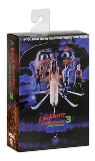 Neca Ultimate Nightmare On Elm Street Part 3 Freddy Krueger