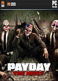Payday The Heist Pc Original Midia Digital