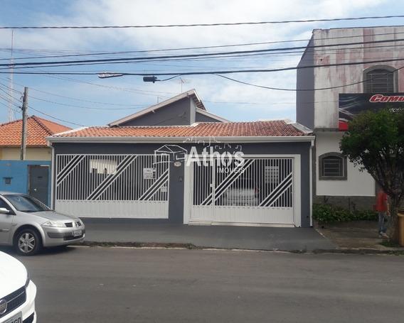 Indaiatuba. Ca04371 Casa Na Regiao Central - Ca04371 - 34678227