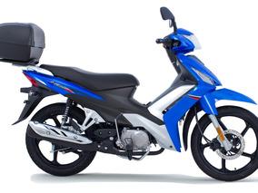 Suzuki - Nex 110 - Superior À Neo, Cripton, Biz