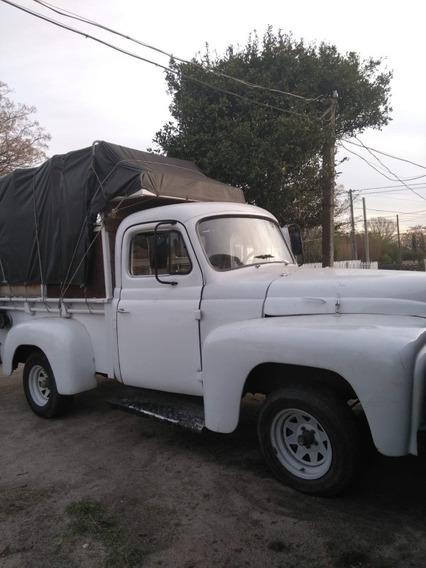 International 51 Camioneta