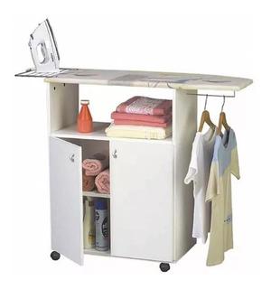 Mueble De Planchado Platinum Organizador 3080 Armado Gratis