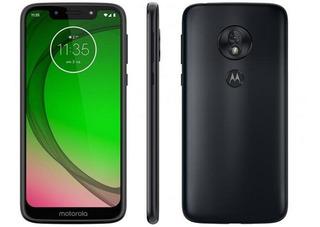 Celular Motorola Moto G7 Play Indigo 32gb Vitrine Perfeito!!