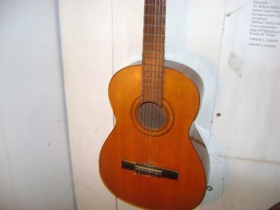 Guitarra Española De Vicente Tatay