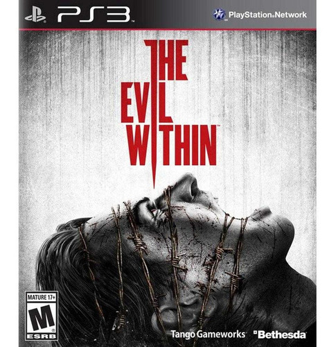 The Evil Within Ps3 Psn Original Playstation 3