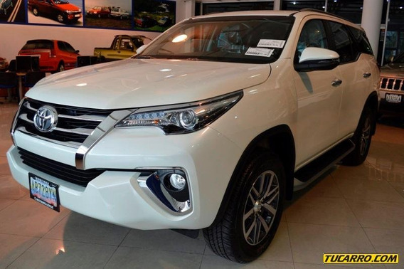 Toyota Fortuner Srx - Automático