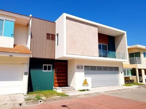 Se Vende Residencia En Palmas, Veracruz