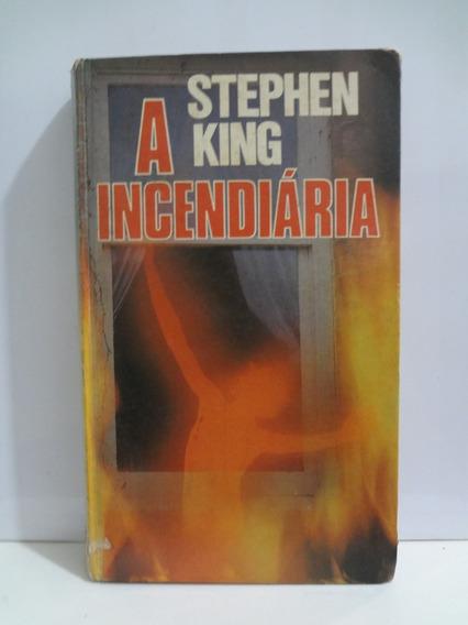 Livro A Incendiária Stephen King