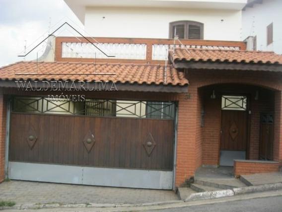Sobrado - Jardim Maria Rosa - Ref: 908 - V-908