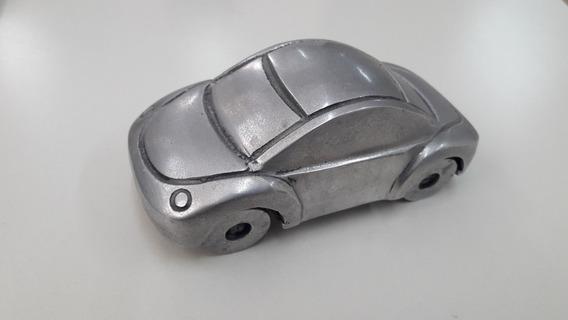 Vw Fusca New Beetle Peso Papel Aluminio Made Im India