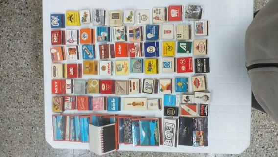 Cajas De Fosforos Coleccion De 280 Unidades!! Liquido!