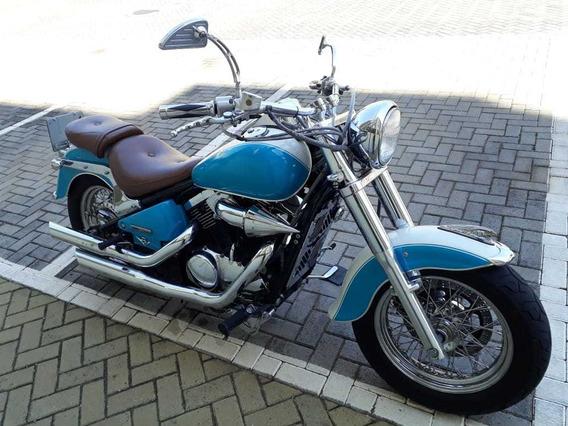 Kawasaki Vn 800 Classic Customizada