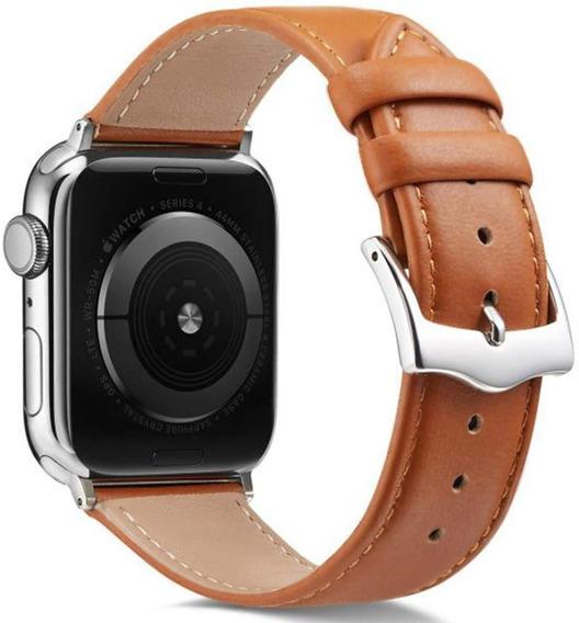 Extensible Piel Pemium Apple Watch 5/4/3/2/1 Caramel