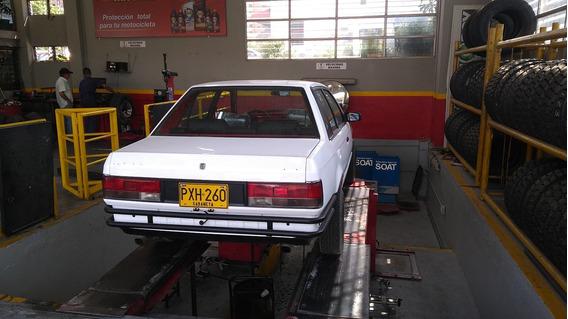 Mazda 323 Nx 1.5l Doble Carcurador Edicion Especial 1988