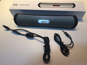 Caixa Som Bluetooth - U S B - Stereo - 3 W + 3 W