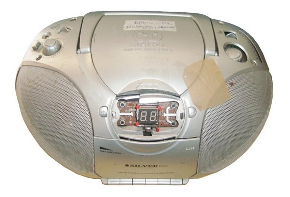 Radio Cd Player Sp-cd 450 - Sucata