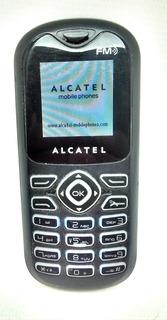 Celular Alcatel One Touch 208 Usado Suporta Um Chip