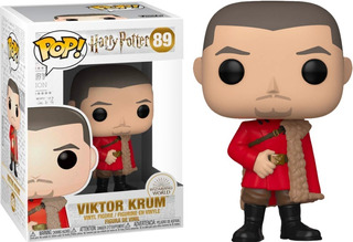 Funko Pop Viktor Krum 89 Harry Potter