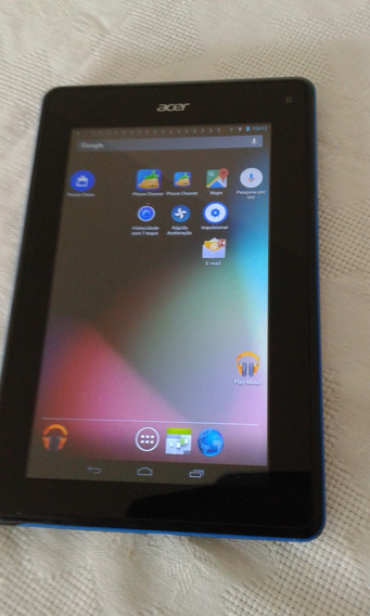 Tablet Acer Iconia B1 A71 8gb Wi Fi 7.0 Android 4.1 Ofertão