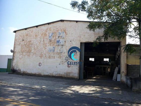 Galpão Para Alugar, 387 M²- Jardim Das Indústrias - São José Dos Campos/sp - Ga0064