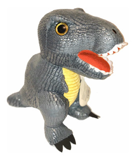 Muñeco De Peluche Dinosaurio Con Textura