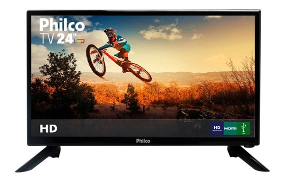 Tv Led Hd 24 Polegadas Philco Ph24n91d Pix90
