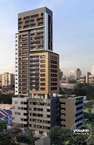 Imagem 1 de 27 de Studio Residencial Para Venda, Pinheiros, São Paulo - St7095. - St7095-inc