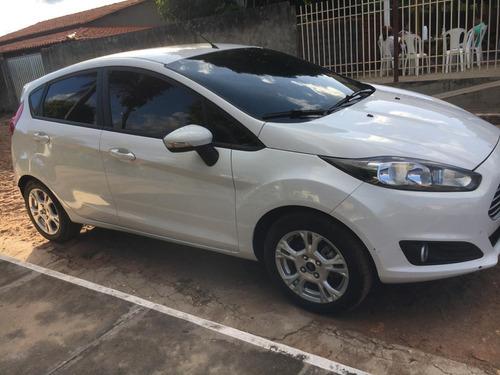 Vendo New Fiesta 1.6 2017  Automático