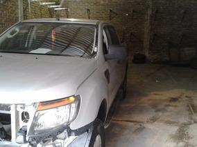 Ford Ranger 2012 4x4 Xls Desarmado Reparar Roto Chocado Meca