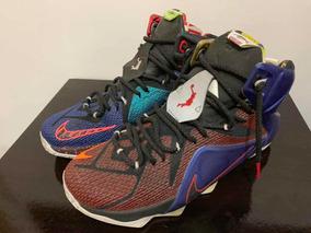 35bd422037e3d6 Tênis Nike Lebron 10 (diversas Cores) - Tênis com o Melhores Preços ...