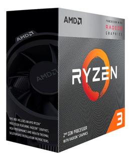 Procesador Amd Ryzen 3 3200g Dimm