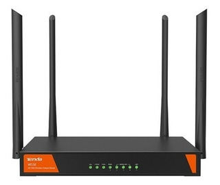 Router Dual Band Con Portal Cautivo Tenda W15e