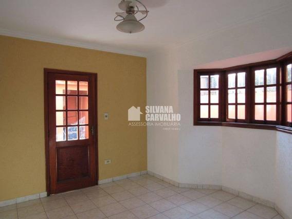 Casa Para Locação No Bairro Brasil Em Itu. - Ca7879