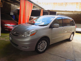 Toyota Sienna Xle Piel Limited Qc At
