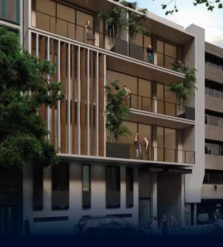Departamento Nuevo En Exclusivo Condominio En La Col. Roma Nte.