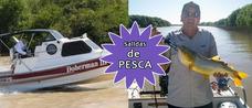 Guía De Pesca Embarcación Cabinada - Delta Y Rio De La Plata
