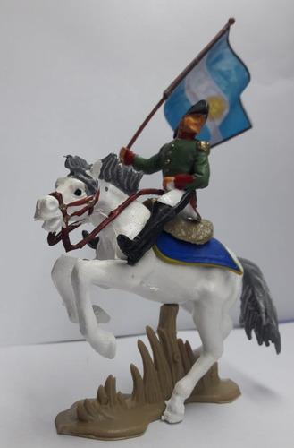 General Belgrano A Caballo Soldadito 55mm Supertoys Hobbys