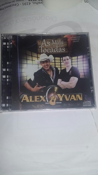 Cd Alex E Yvan