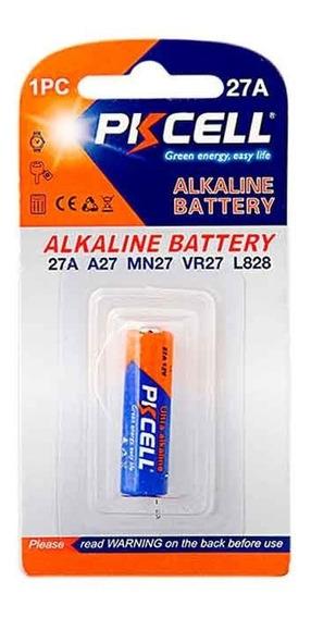 Pila Bateria 27a 1.2v Control Porton Carro