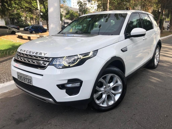 Discovery Sport 2.0 16v Si4 Turbo Hse Luxury 7 Lugares
