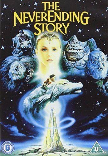La Historia Sin Fin  ( The Neverending Story) Dvd