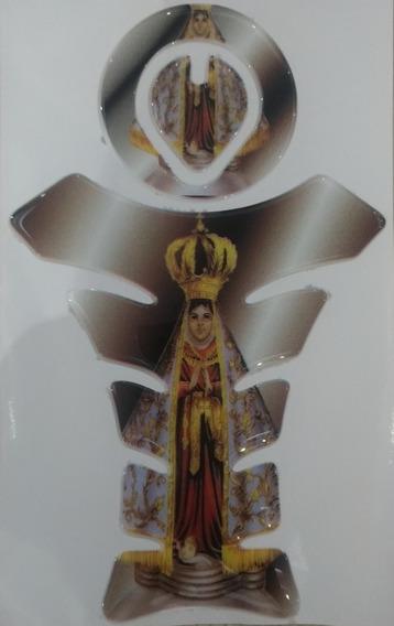 Protetor De Tanque Resinado Catolico Nossa Senhora Aparecida